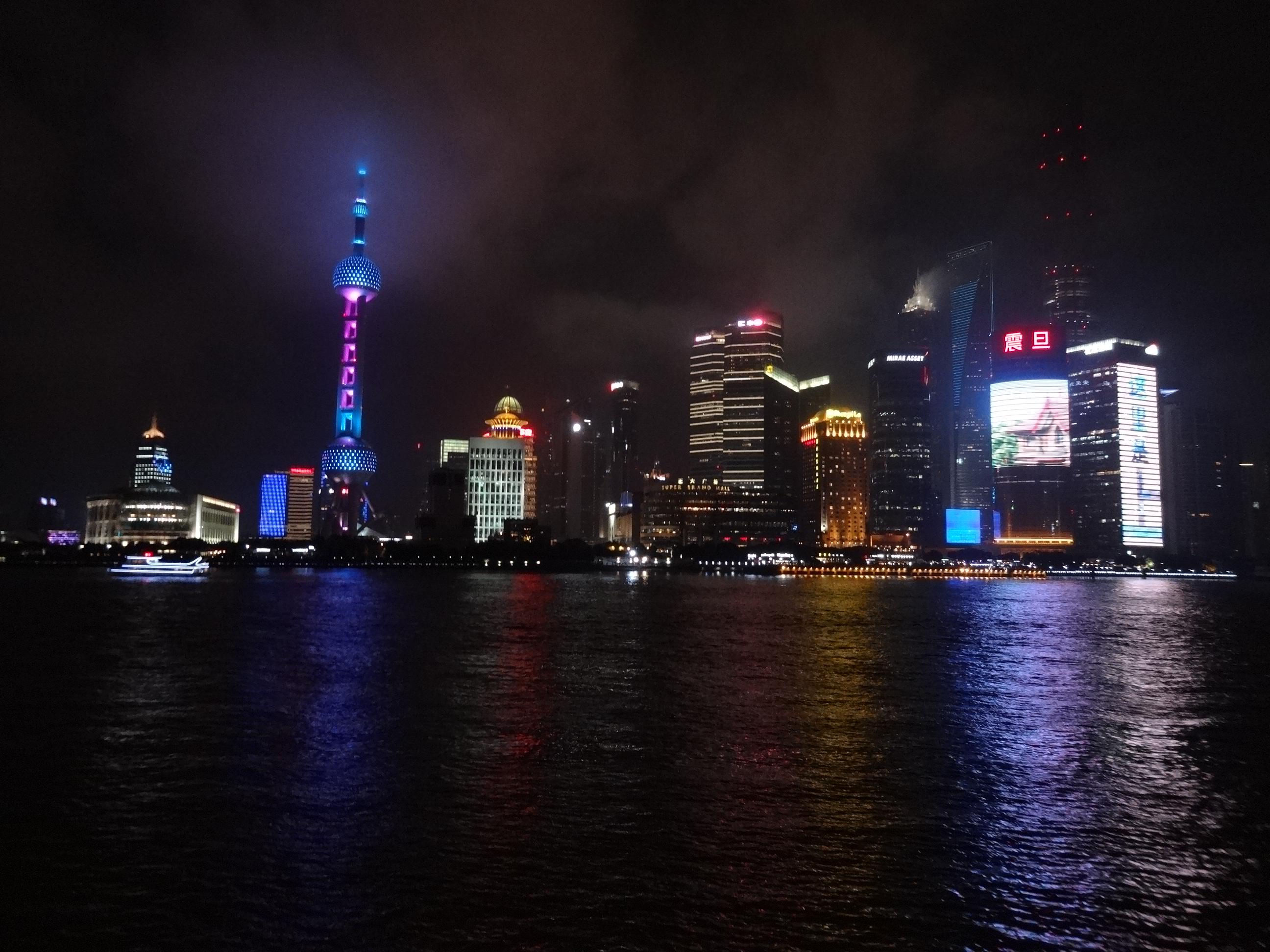 名実ともにメトロポリスとなった上海